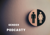"Illustration ""gender podcasts"""